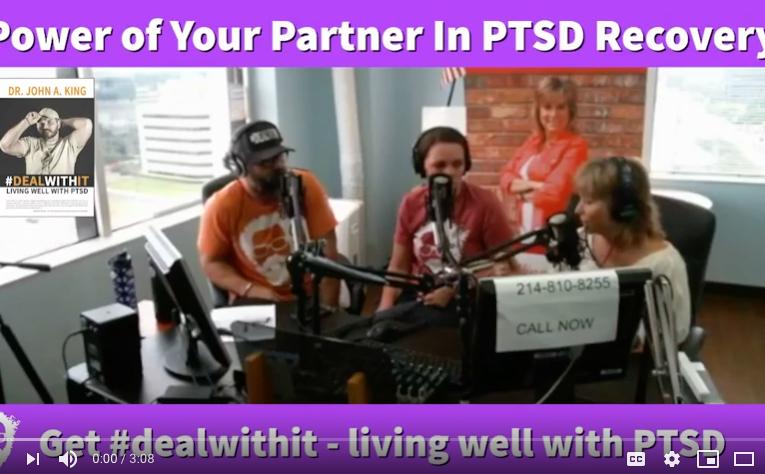 San Antonio: Books On PTSD And Relationships