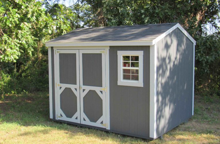 San Antonio Custom Garden Shed