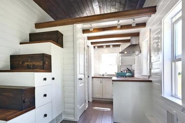 Pre-Built Tiny House Shells near San Antonio