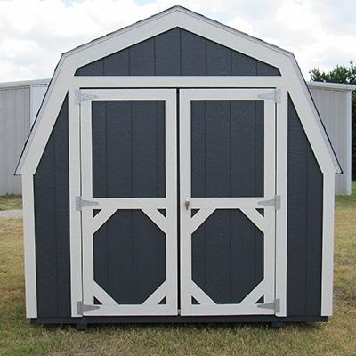 Ranch Barn Style Sheds in San Antonio